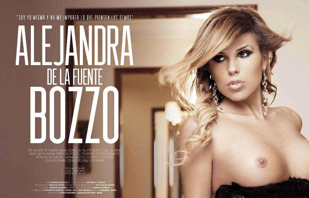 Laura Bozzo Nude 44