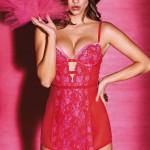 Barbara Palvin in lingerie for Victorias Secret (12)