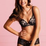 Barbara Palvin in lingerie for Victorias Secret (2)
