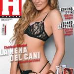Charlotte Caniggia -HOMBRE (2)