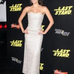 The Last Stand Premieres in Hollywood