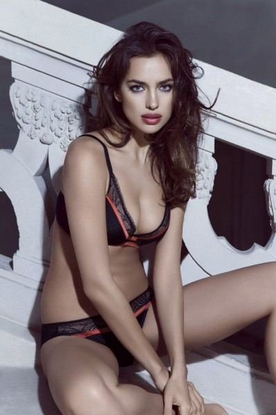 Irina Shayk for La Clover (7)