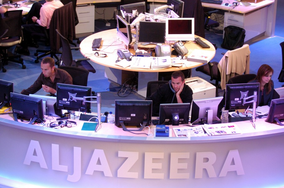 AL JAZEERA ENGLISH CHANNEL QATAR