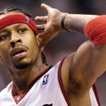 Allen Iverson wants the crowd to be louder