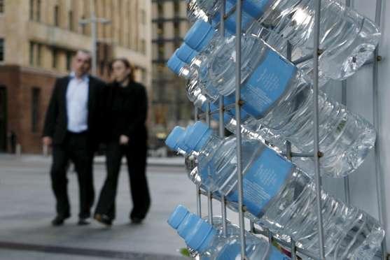 botellas de plastico