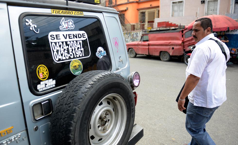venta de carros usados en maracaibo: