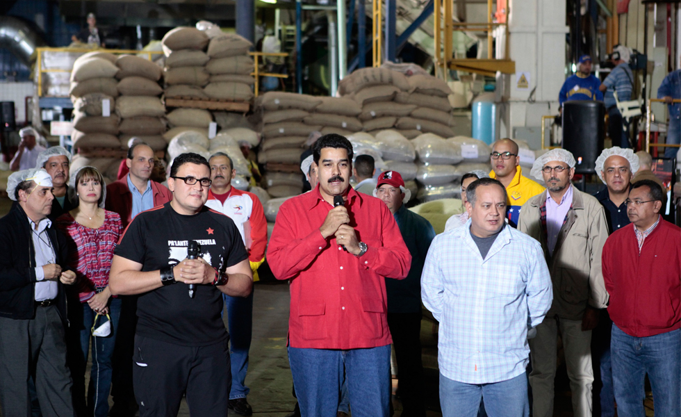 FOTO REUTERS/Miraflores Palace/Handout