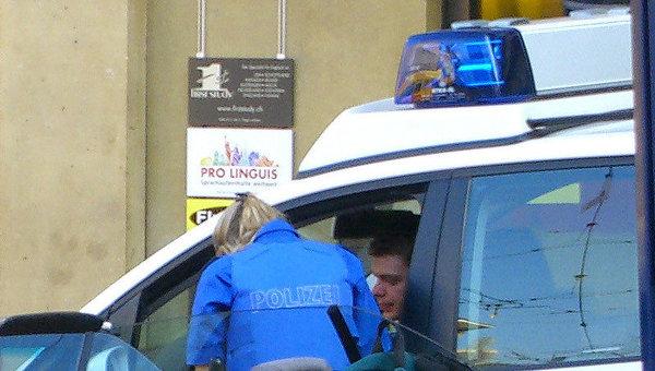 policia suiza