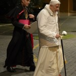 ROME-POPE-PONTIFICIO SEMINARIO-FILES