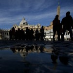 VATICAN-POPE-ST PETER'S SQUARE