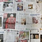 GERMAN-VATICAN-POPE-MEDIA