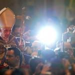 VATICAN-POPE-MASS-ASH WEDNESDAY