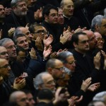 VATICAN-POPE-PARISH PRIESTS-AUDIENCE