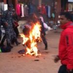NEPAL-CHINA-TIBET-PROTEST