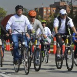 COLOMBIA-CAR FREE DAY