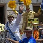 BRAZIL-RIO-CARNIVAL-KING MOMO