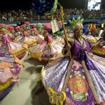 BRAZIL-CARNIVAL-SAO PAULO-PARADE
