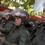 VENEZUELA-CUBA-STUDENTS-DEMO