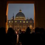 VATICAN-POPE-RESIGN-ST PETER