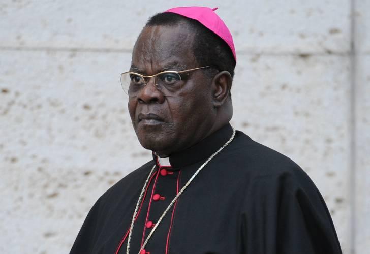 El arzobispo congoleño Laurent Monsengwo Pasinya también figura entre los papables. | AFP