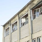 Damage caused after a meteorite passed above the Urals city of Chelyabinsk