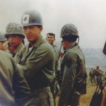 Venezuela's President Hugo Chavez is pictured during his army years in this undated handout photo