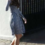 Catherine, Duchess of Cambridge arrives for a visit at Hope House addiction treatment centre in south London