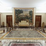 """The """"Chinese room"""" is seen inside the summer residence of Pope Benedict XVI in Castel Gandolfo"""
