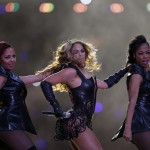 Beyonce performs during the half-time show of NFL Super Bowl XLVII football game in New Orleans