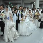 SKOREA-RELIGION-UNIFICATION-MARRIAGE