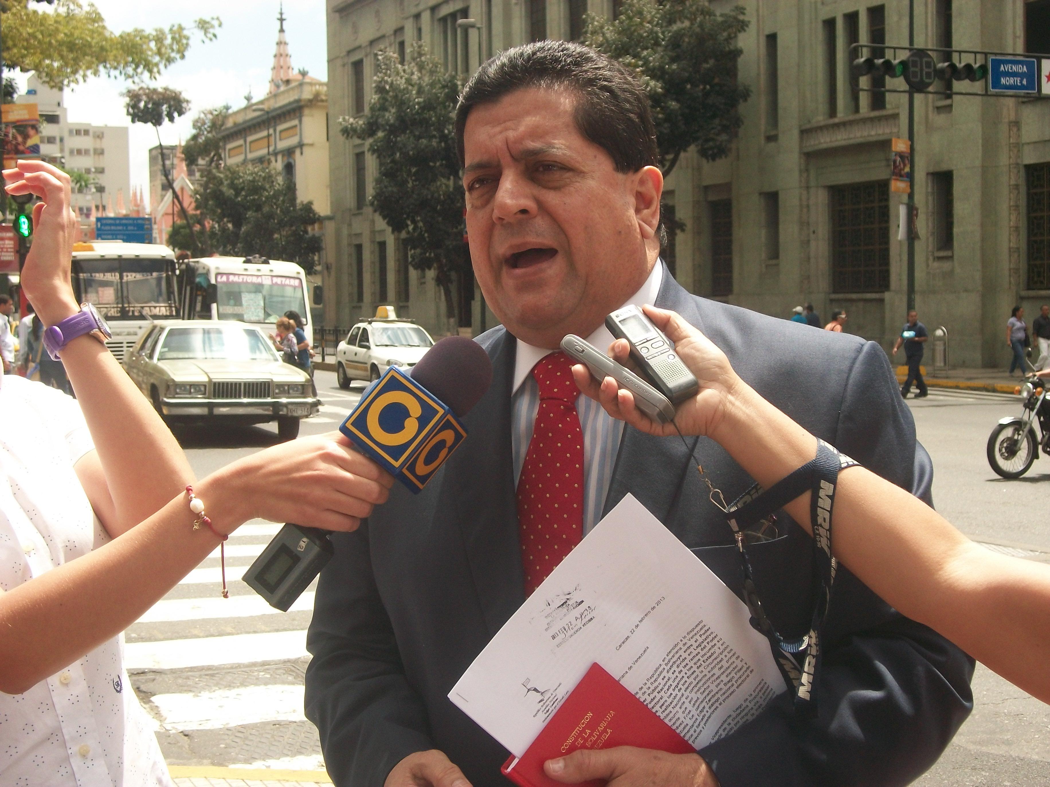Edgar Zambrano: Acercamiento entre EEUU y Cuba invita al diálogo en Venezuela