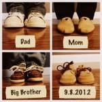 Originales maneras de anunciar que estas embarazada 18