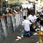 Protesta embajada Cubana 041