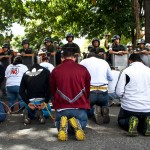 Protesta embajada Cubana 063