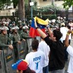 Protesta embajada Cubana 200