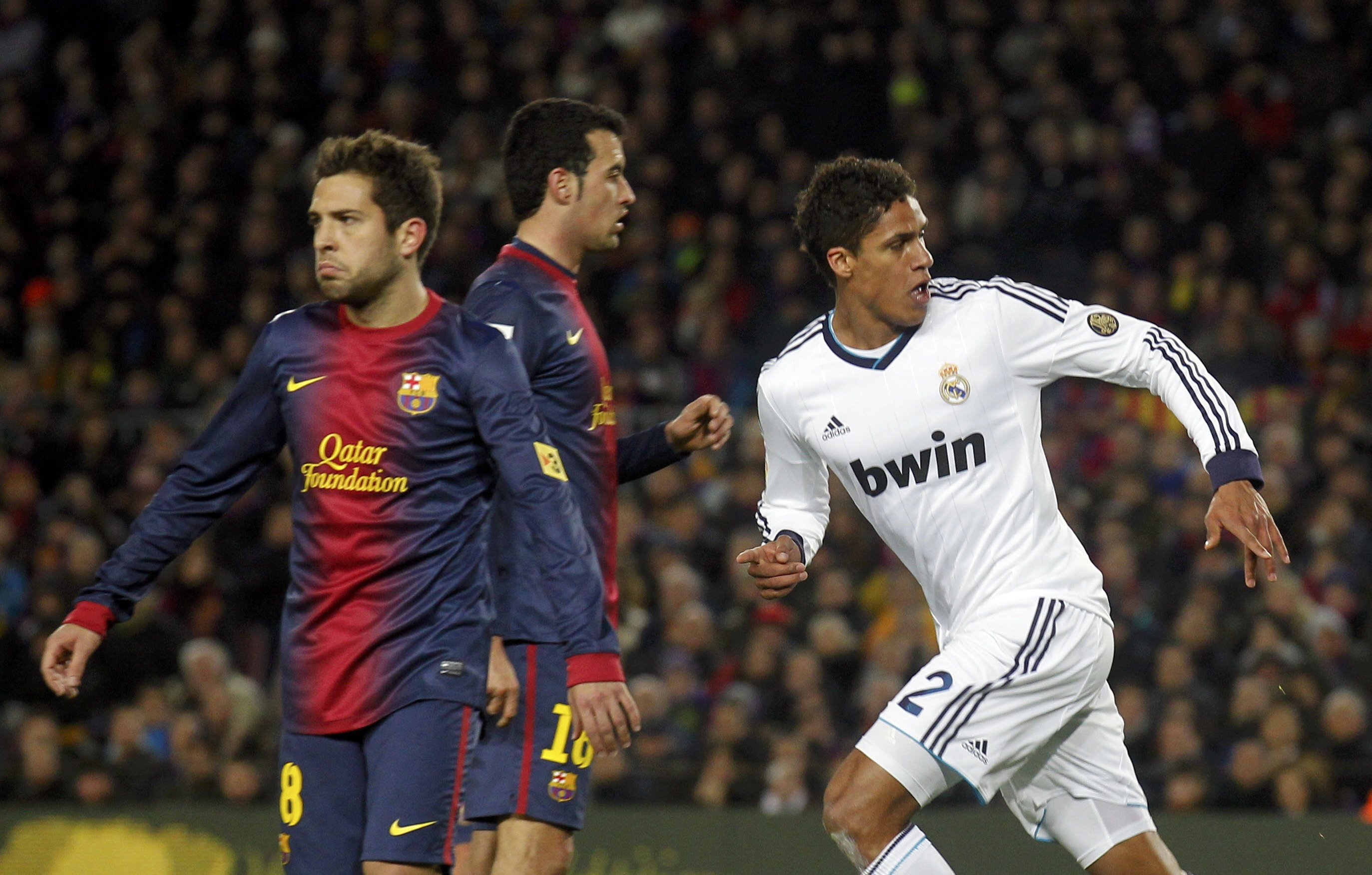 Real Madrid humilla al Barcelona en el Camp Nou