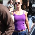 Spears no bra (6)
