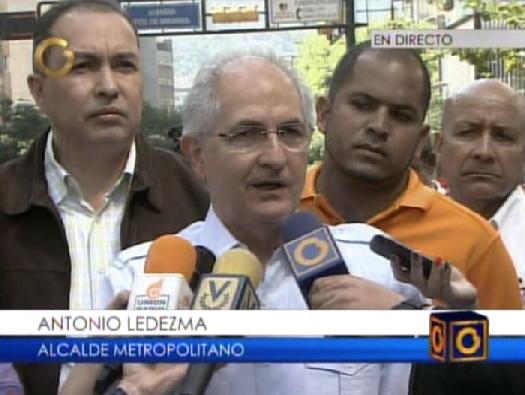 Captura Globovisión