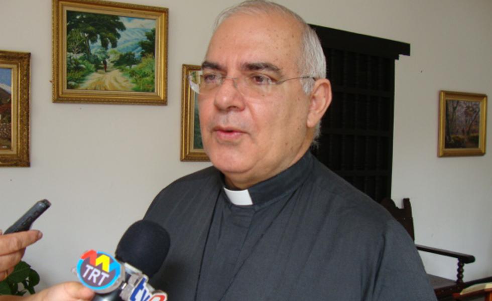Monseñor Mario Moronta (Foto archivo)