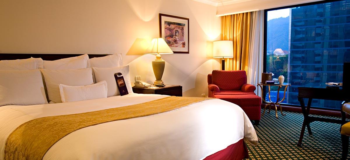 hotel bosque dorado en venezuela: