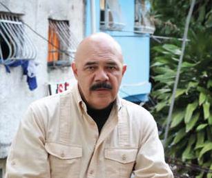 Jesús Chuo Torrealba: Te amenazan con el mazo, amigo chavista.