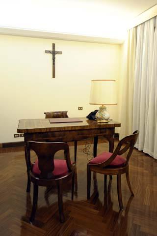 VATICAN-POPE-CASA MARTA