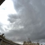 VATICAN-POPE-CONCLAVE-ST PETER'S SQUARE