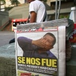 VENEZUELA-CHAVEZ-DEATH-NEWSPAPERS