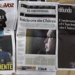 VENEZUELA-CHAVEZ-DEATH-NEWSPAPERS