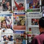 BOLIVIA-VENEZUELA-CHAVEZ-DEATH
