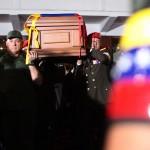 VENEZUELA-CHAVEZ-DEATH-FUNERAL-CHAPEL