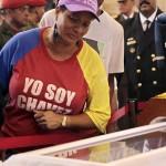 VENEZUELA-CHAVEZ-DEATH-CHAPEL