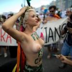 BRAZIL-RIO-PROTEST-FELICIANO