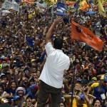 VENEZUELA-ELECTION-CAMPAIGN-CAPRILES RADONSKI
